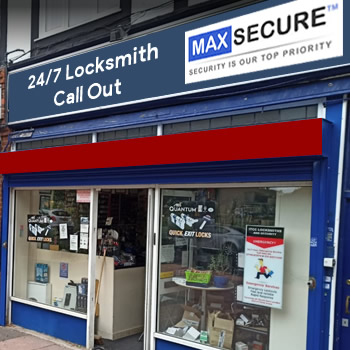 Locksmith store in Kensington